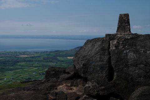 アイルランド 登山 スリーヴフォイ