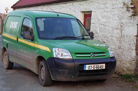 アイルランド郵便