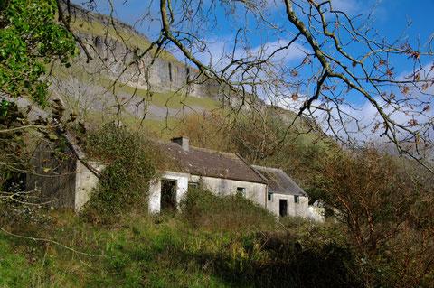 アイルランド 廃墟