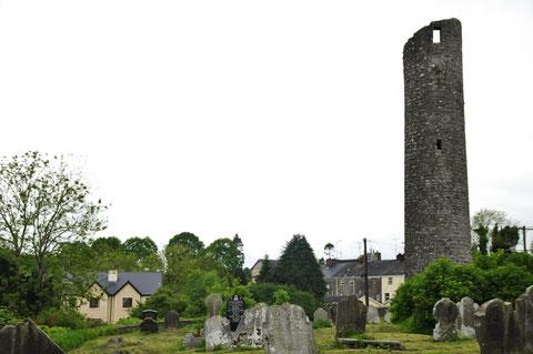 アイルランド ラウンドタワー