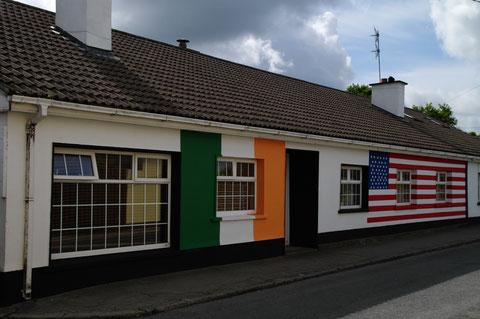 アイルランド オバマ