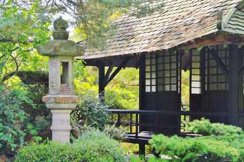 アイルランド 日本庭園