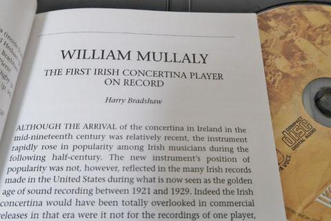 William Mullaly Concertina