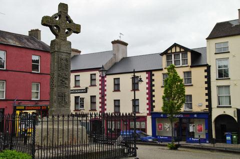 アイルランド ケルト十字 ハイクロス