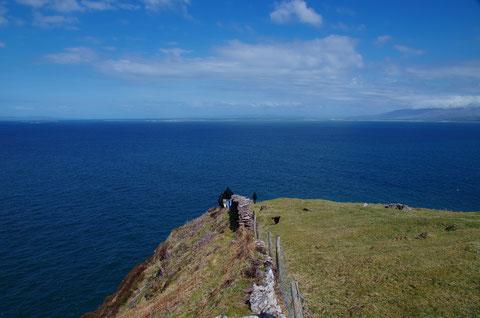 ディングル半島 景色