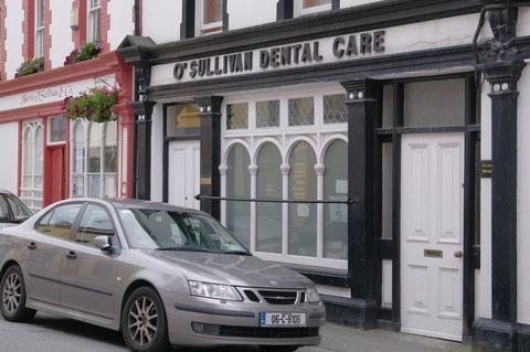 アイルランド 歯医者