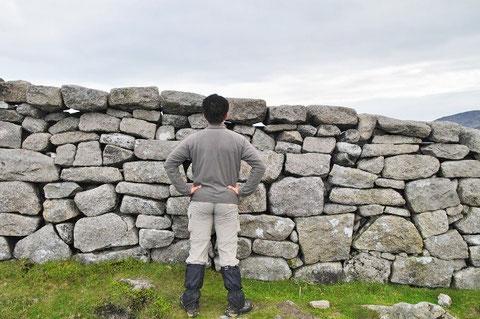アイルランド 北アイルランド 旅行 ハイキング スリーヴ・ドナード