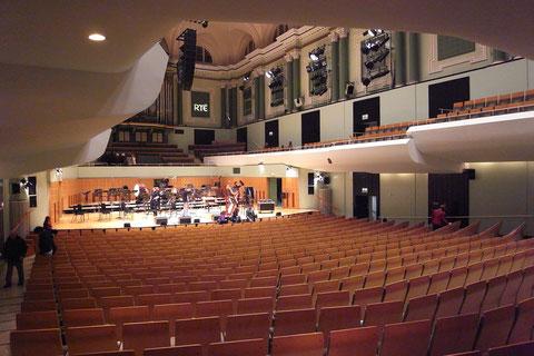アイルランド ダブリン 国立コンサートホール 観光 旅行