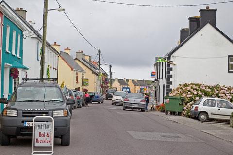 アイルランド 田舎町