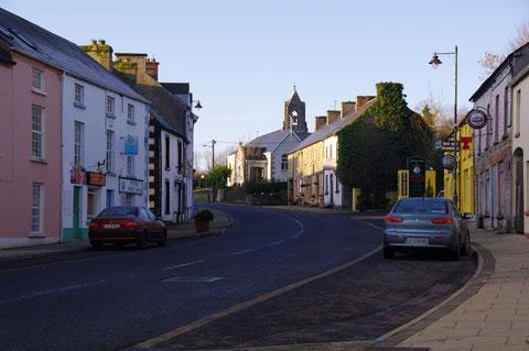 アイルランド 国境