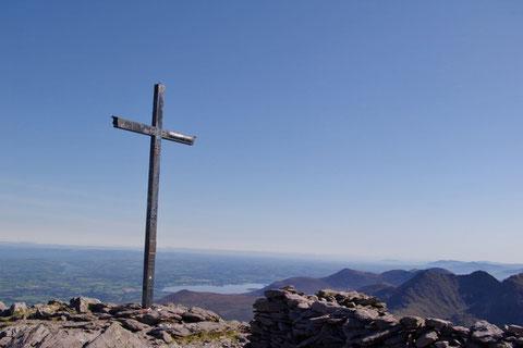 アイルランド最高峰
