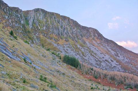 アイルランド 登山 ハイキング