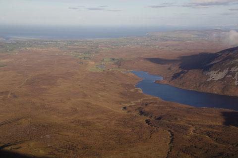 アルタン湖 アイルランド