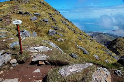 ディングル半島 ハイキング