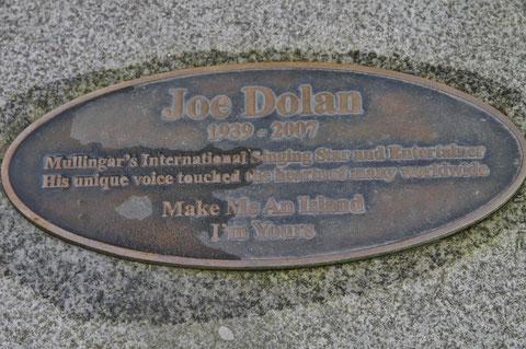 ジョー・ドラン (Joe Dolan) マリンガ― アイルランド