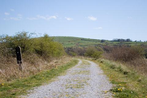 アイルランド 廃線跡