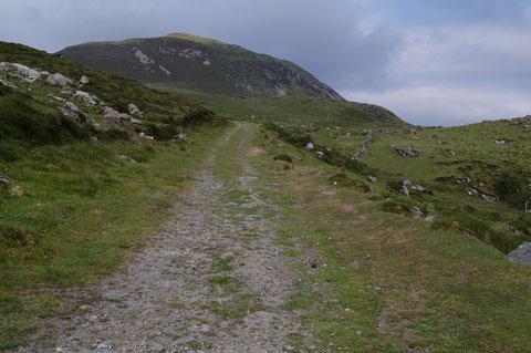 クロー・パトリック登山道