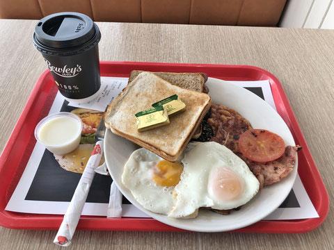 フルブレックファスト アイリッシュブレックファスト アイルランド 朝食