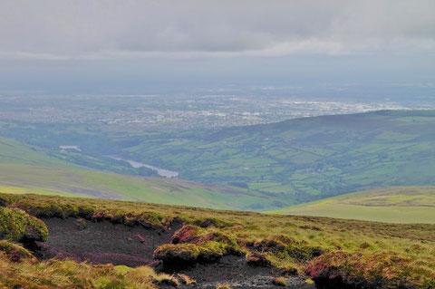 アイルランド - 眺め - 自然 - 山