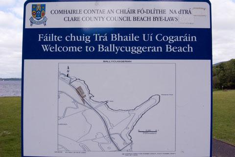 アイルランド ビーチ