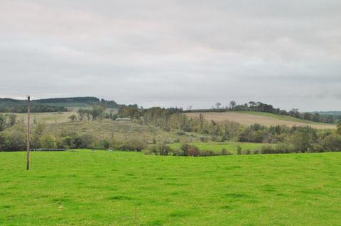 アイルランド 田舎 村 景色