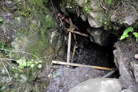 アイルランド 洞窟