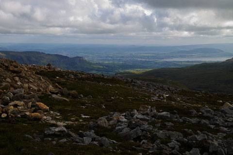 アイルランド 山歩き