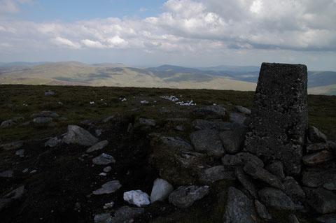 北アイルランド 登山