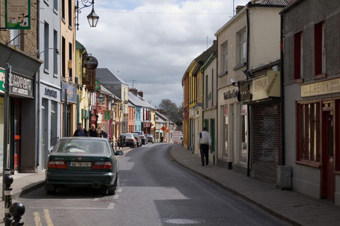 アイルランド 町中
