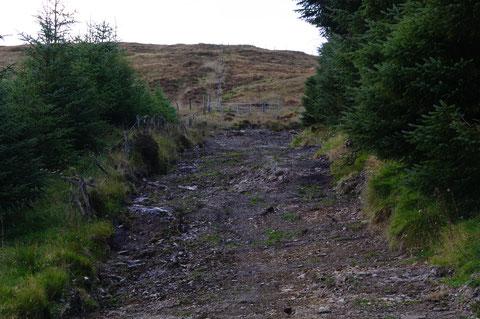 アイルランド 登山