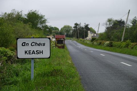 アイルランド ケッシュ