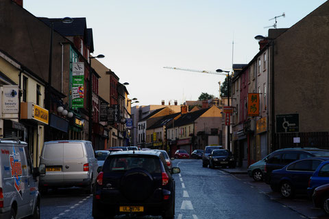 アーマーのメインストリート
