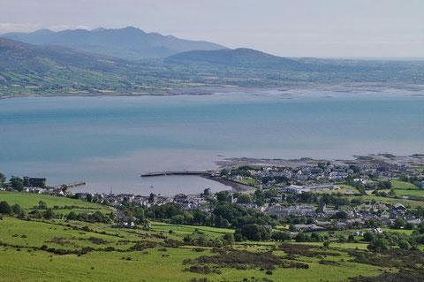 アイルランド 旅行 モーン山地