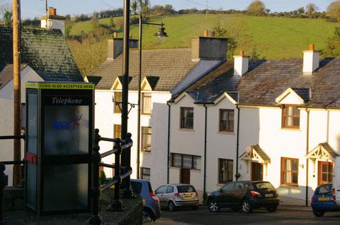 アイルランド 電話ボックス
