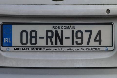 アイルランド 全県 旅行 ロスコモン 州 県 Roscommon