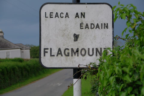 Ireland Flagmount