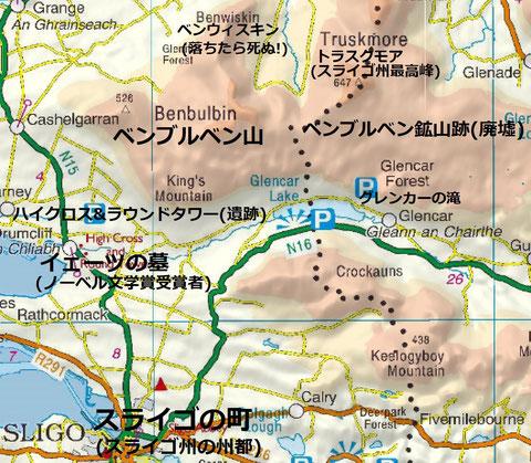ベンブルベン 地図
