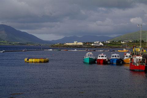 アイルランド ヴァレンティア島