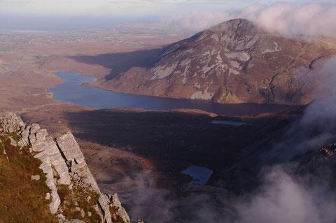 アイルランド アルタン湖
