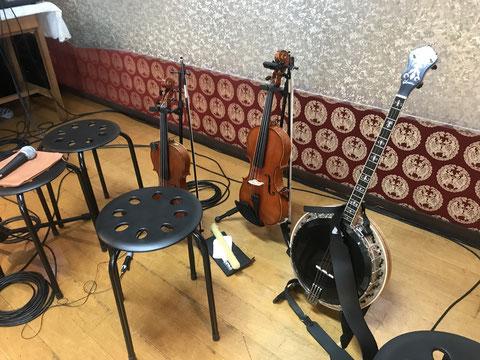 アイリッシュ音楽 アイルランド音楽 楽器