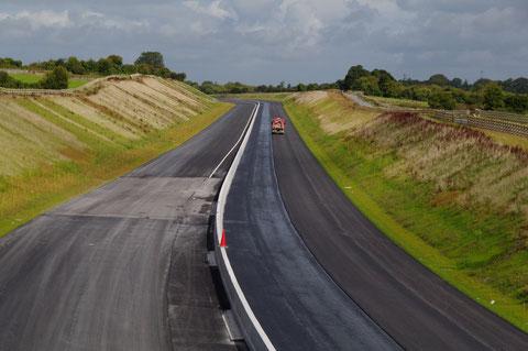 アイルランド 高速道路