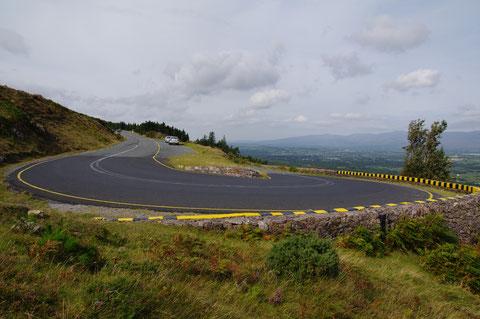 アイルランド 道路