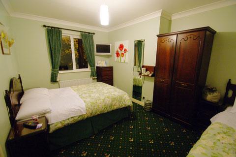アイルランド ベッド&ブレックファスト
