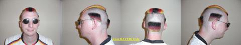 Raver112,WM,Haare,Hair,Haircut,Haarschnitt,Deutschland,Germany