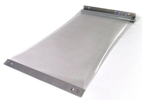 ロール型ジャバラ ロールシート ジャバラ 巻き取りカバー 伸縮 高速対応 形状記憶 フィルム 垂直面カバー 水平面カバー カバー 機械カバー 安全 保護 機械