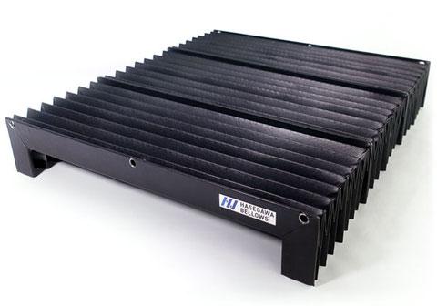 コの字型ジャバラ ジャバラ 蛇腹 bellows リニアガイド  LMガイド レールカバー カバー 保護 機械カバー 設計 安全カバー メーカー