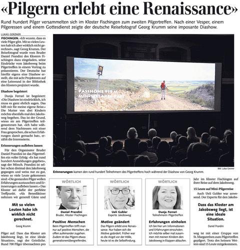 Thurgauer Zeitung vom 27.07.2013