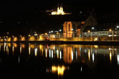 Würzburg by Night, März 2012