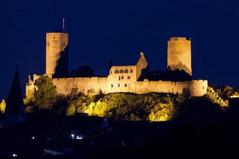 Burg Münzenberg, 23.10.2015