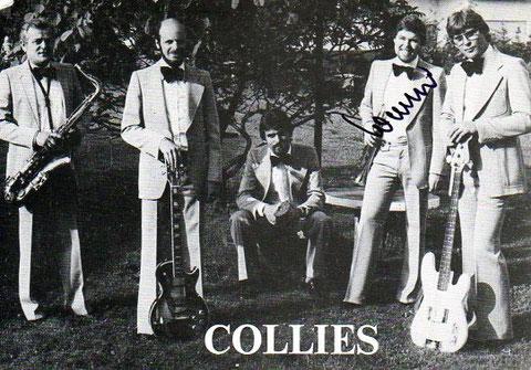 - Hebbe - Reiner - Norbert - Werner  - Harry  : Collies letzter Auftritt Rosenmontag 1987